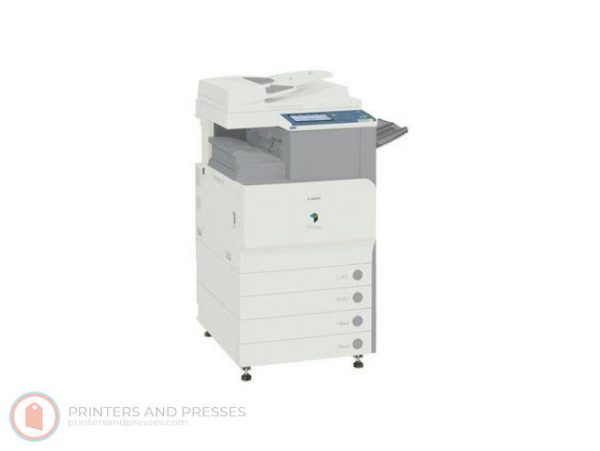 Canon Color imageRUNNER C3380 Low Meters
