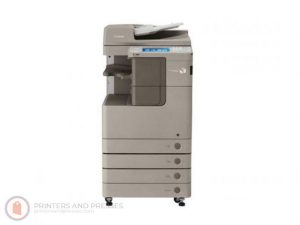 Canon imageRUNNER ADVANCE 4235 Low Meters