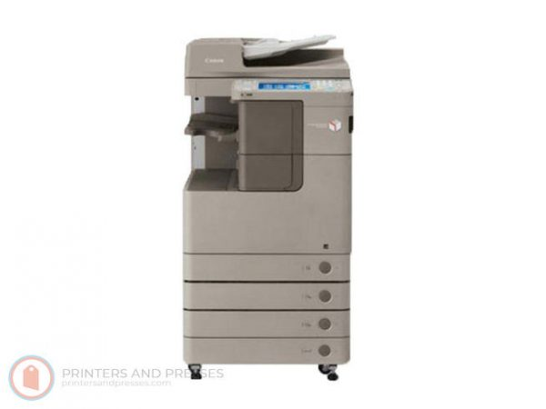 Canon imageRUNNER ADVANCE 4245 Low Meters