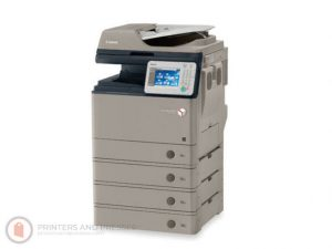Canon imageRUNNER ADVANCE 500iF Official Image