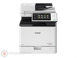Canon imageRUNNER ADVANCE C356iF II Low Meters