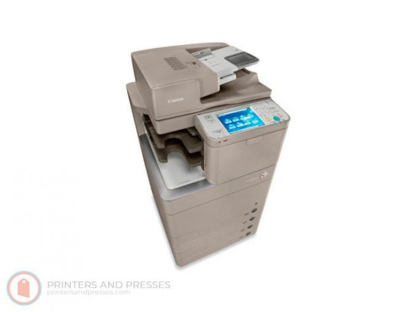 Get Canon imageRUNNER ADVANCE C5255 Pricing