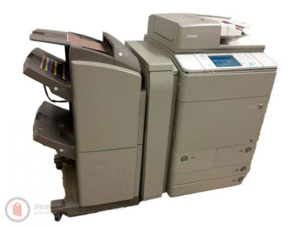 Canon imageRUNNER ADVANCE C7065 Low Meters