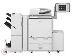 Canon imageRUNNER ADVANCE C7580i Official Image