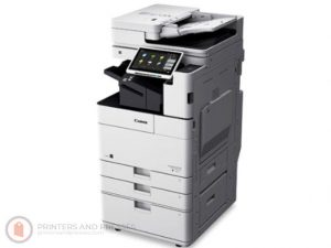 Canon imageRUNNER ADVANCE DX 4745i Official Image
