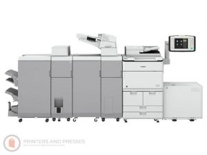 Canon imageRUNNER ADVANCE DX 8786i Official Image