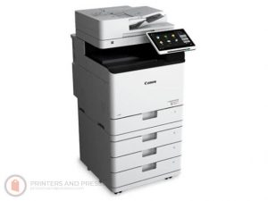 Canon imageRUNNER ADVANCE DX C357iF Official Image