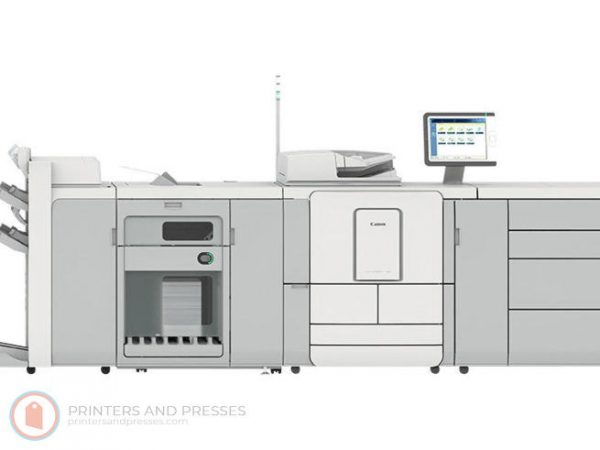 Canon varioPRINT 130 Official Image