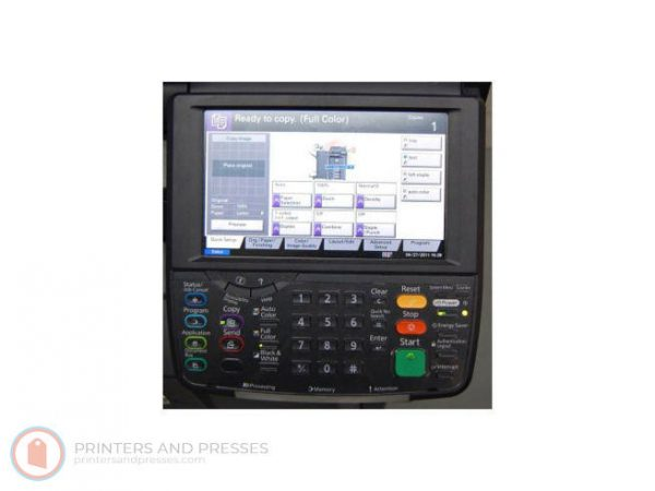 Copystar CS 4550ci Low Meters