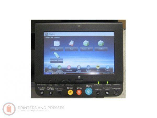 Copystar CS 6052ci Low Meters