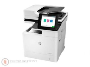 HP LaserJet Enterprise MFP M636fh Official Image