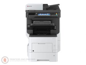 KYOCERA ECOSYS M3860idnf Low Meters