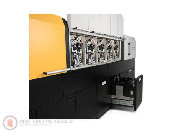 Kodak NEXFINITY Digital Press Low Meters