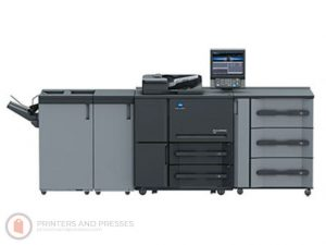 Konica Minolta AccurioPress 6120 Official Image