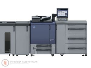 Konica Minolta AccurioPress C2070P Official Image