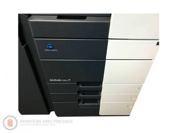Buy Konica Minolta bizhub C554e Refurbished