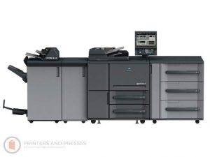 Konica Minolta bizhub PRESS 1052 Official Image
