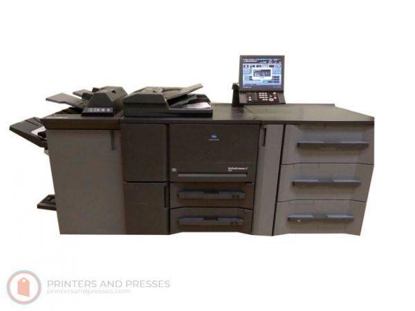 Get Konica Minolta bizhub PRESS 1052 Pricing