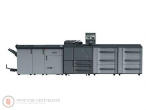 Konica Minolta bizhub PRESS 1250 Official Image