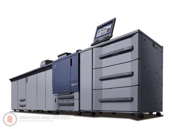 Buy Konica Minolta bizhub PRESS C1060 Refurbished