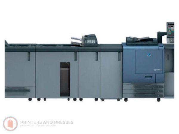 Konica Minolta bizhub PRESS C7000 Official Image
