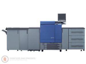 Konica Minolta bizhub PRESS C8000 Official Image