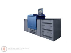 Konica Minolta bizhub PRESS C8000 Low Meters