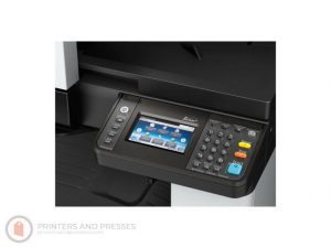 Kyocera ECOSYS M4125idn Low Meters