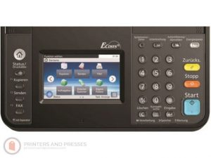 Kyocera ECOSYS M8124cidn Low Meters