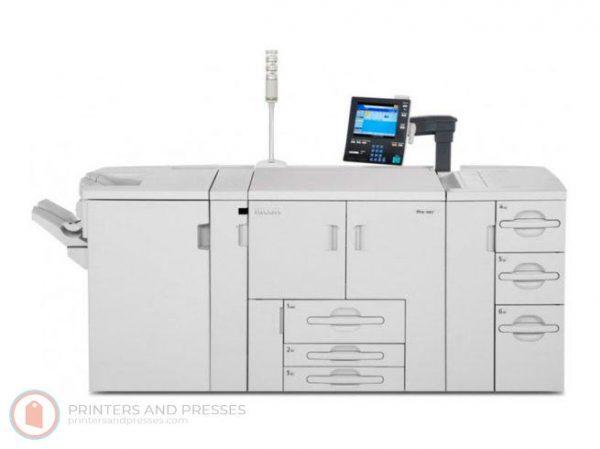 Lanier Pro 1107EX Low Meters