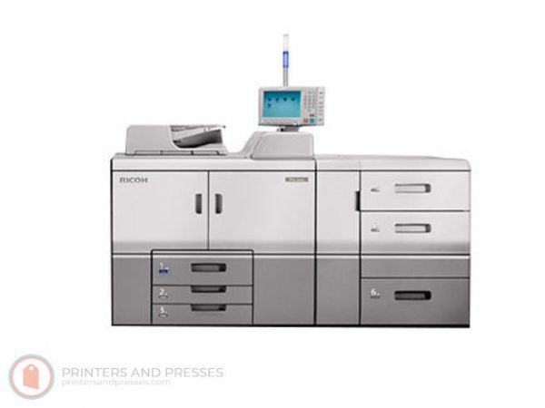 Lanier Pro 8100EXe Official Image