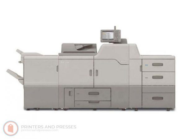 Lanier Pro C651EX Low Meters