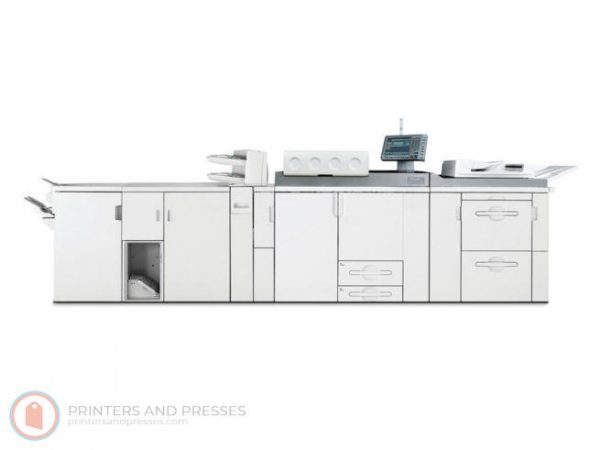 Lanier Pro C901S Graphic Arts + Low Meters