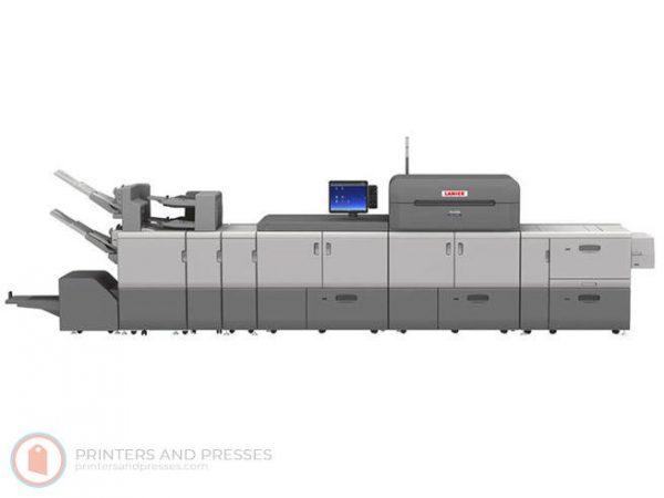 Lanier Pro C9200 Low Meters