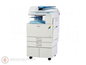 Ricoh Aficio MP C3000 Official Image