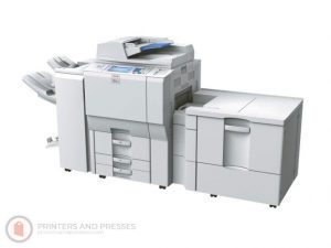 Ricoh Aficio MP C7501SP Official Image