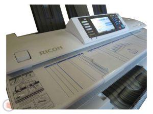Buy Ricoh Aficio MP W5100 Refurbished