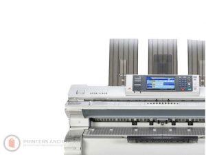 Ricoh Aficio MP W5100 Low Meters