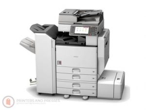 Ricoh GreenLine MP C3004 Official Image