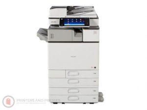 Ricoh MP C4503 Low Meters