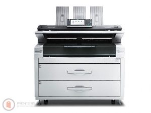 Ricoh MP W8140 Official Image