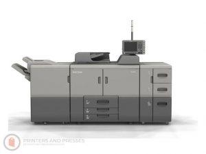 Ricoh Pro 8100s Low Meters