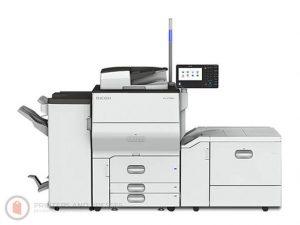 Ricoh Pro C5210s Low Meters
