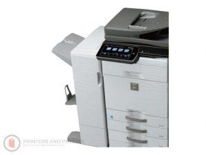 Sharp MX-2640N Low Meters