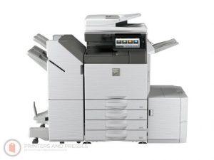 Sharp MX-3050N Low Meters