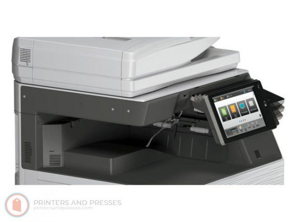 Sharp MX-3070V Low Meters