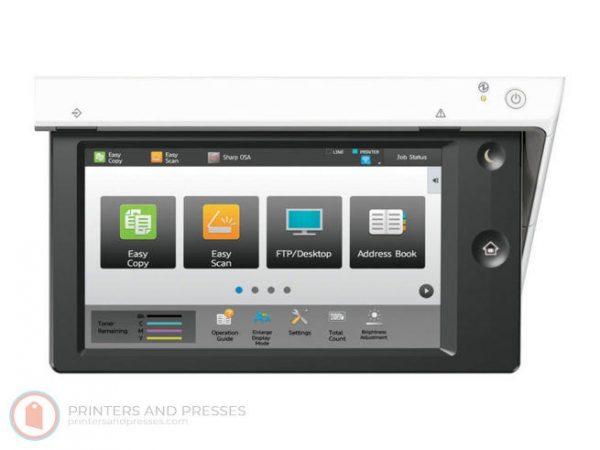 Sharp MX-4050V Low Meters