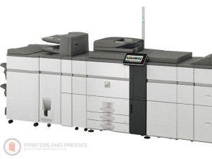 Sharp MX-6580N Low Meters