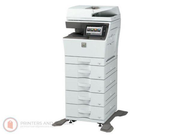 Sharp MX-C304W Official Image