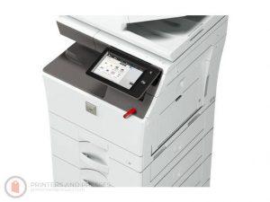 Sharp MX-C304W Low Meters